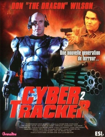 Cyber-Tracker 2 (1995) Dual Audio Hindi Movie Download