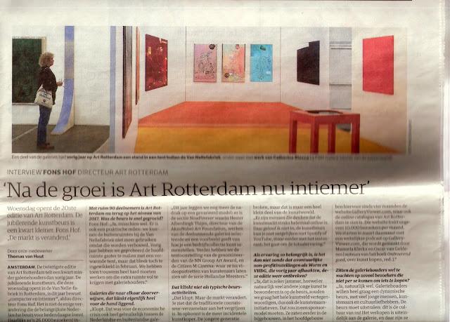Rotterdam 2019 Marike Reviews Laurence Viewsamp; Wessels Aëgerter Art KT3l1JcF