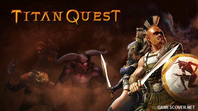 Titan Quest Remastered Review / Gameplay