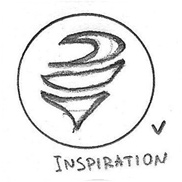 Inspiration Icon Drawing