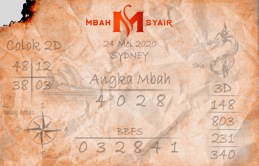 Mbah Syair Sydney