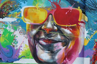 Jangan samakan seni Mural dan Grafiti! Ketahui dan Pahami perbedaannya