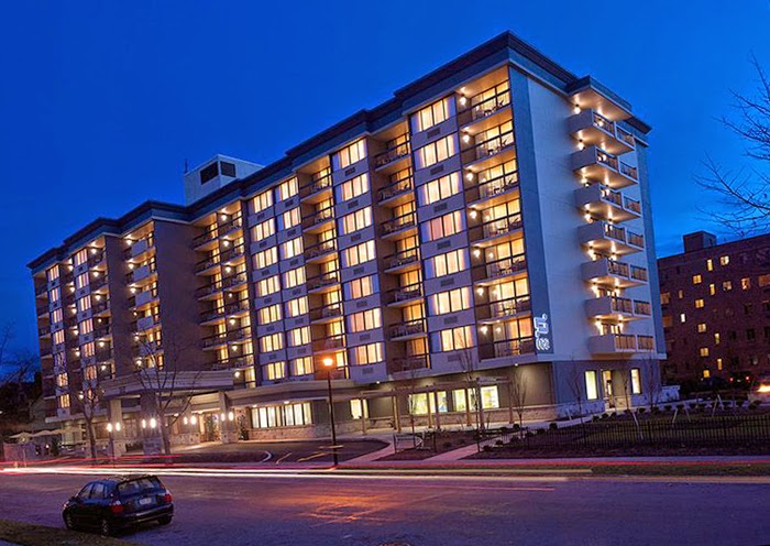 The Strathallan Rochester A Doubletree By Hilton Hotel Rochester Ny