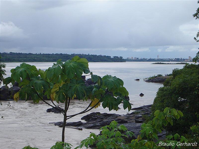 Rio Madeira ou Caiary | Rondônia