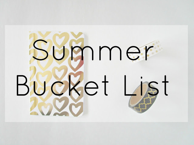 Summer Bucket List from Courtney's Little Things