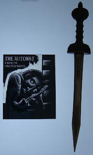 Portada del libro The Automat, de Cristina Martin