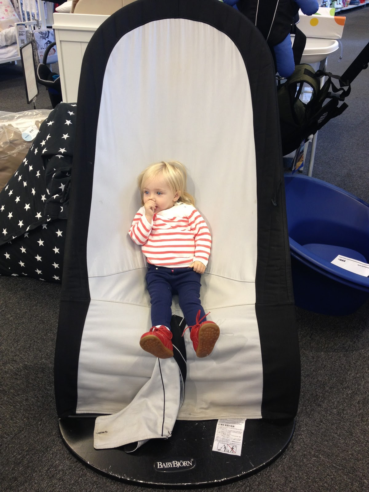 Anna Fair and True: Isolde at 19-20 Months