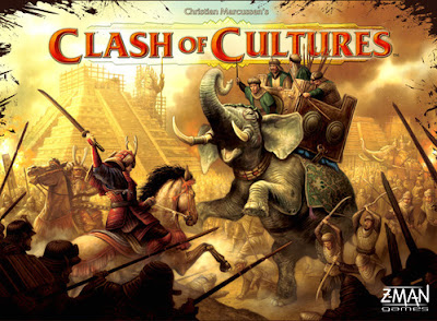 CLASH OF CULTURES (2-4 Jugadores)