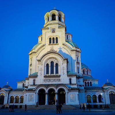 Catedral Alexander Nevsky, Sofia, Bulgaria