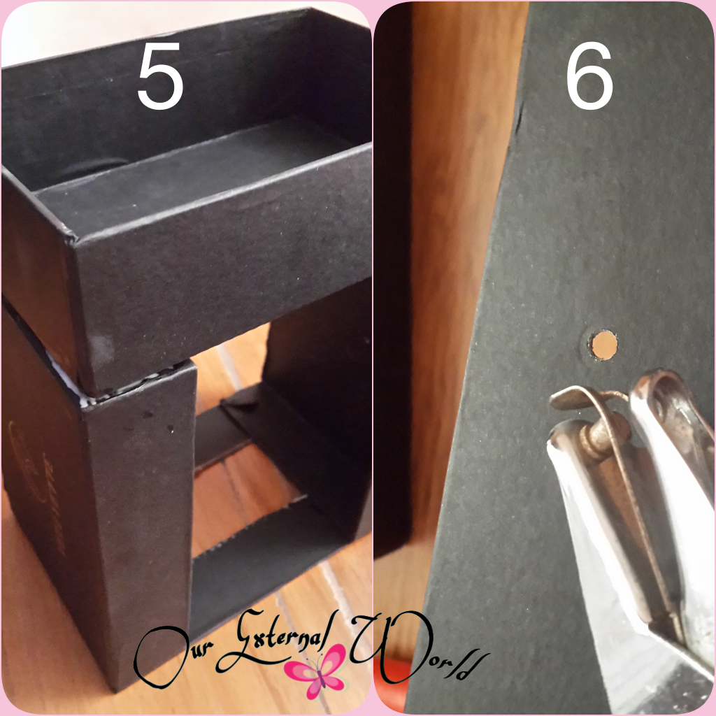 diy makeup storage box - photo #13