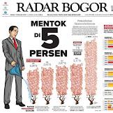 Janjinya 7 Persen, Pertumbuhan Ekonomi Indonesia Mentok Di 5 Persen