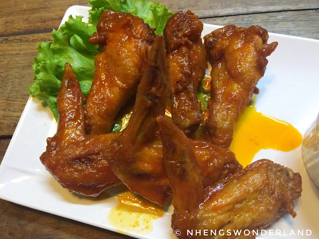 Buffalo Wings - East Lodge Restobar