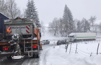 közlekedés, téli közlekedés, útviszonyok, Kovászna megye, havazás,