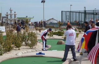 WMF World Adventure Golf Masters 2012 in Hastings