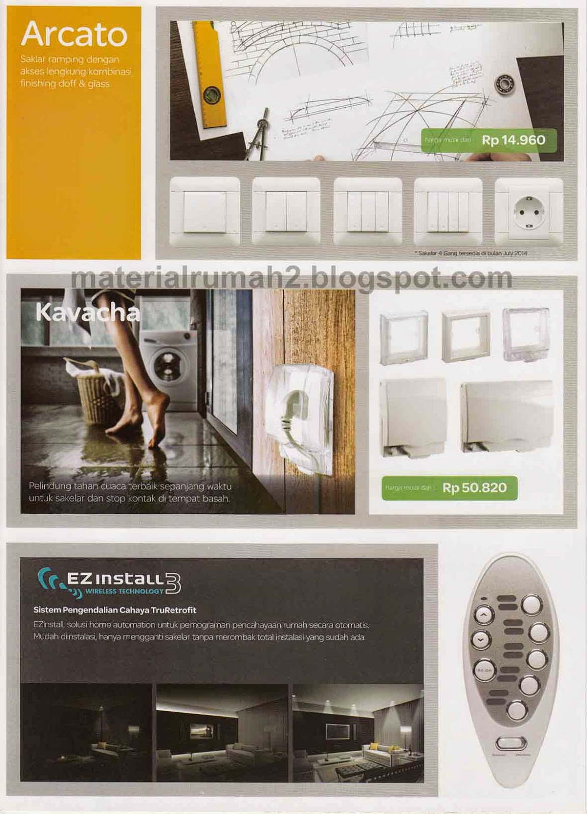 katalog produk schneider electric rumah material. Black Bedroom Furniture Sets. Home Design Ideas