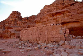 Lawrence of Arabia Movie House Wadi Rum Jordan