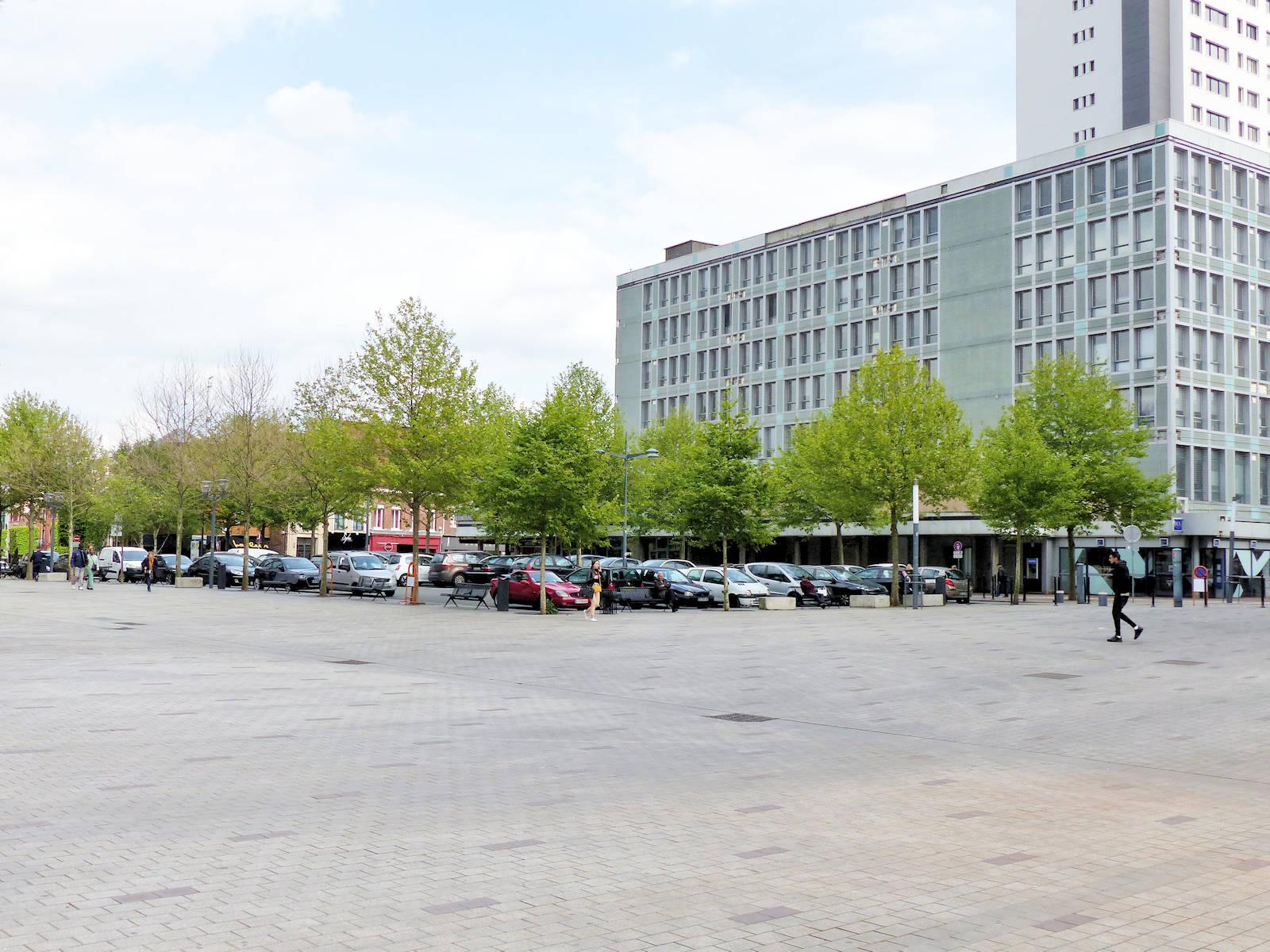 Tourcoing Centre - Parking de la Résistance