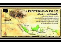 Bahan Ajar Perkembangan Masuknya Islam Ke Indonesia SMP VII