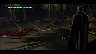 Batman The Telltale Series Gameplay