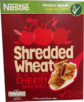 Nestle Shredded Cherry Bakewell