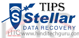 Stellar Data Recovery Tips