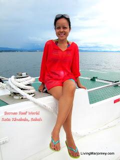 Borneo Reef World in Malaysia
