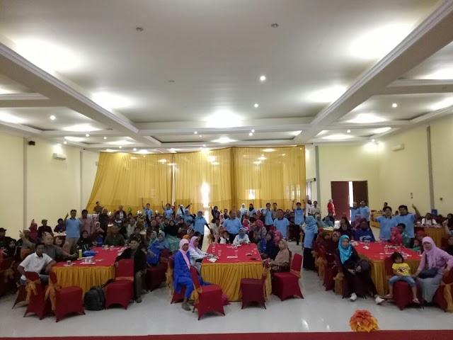 Forum Pasien Hemodialisa, Berkumpul Menjadi Satu Keluarga