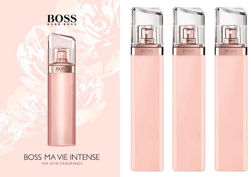HUGO BOSS - Boss Ma Vie Pour Femme Intense