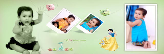 birthday album psd templates