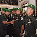 Pangdam III/Siliwangi Pimpin Sertijab Pejabat Kodam III/Siliwangi