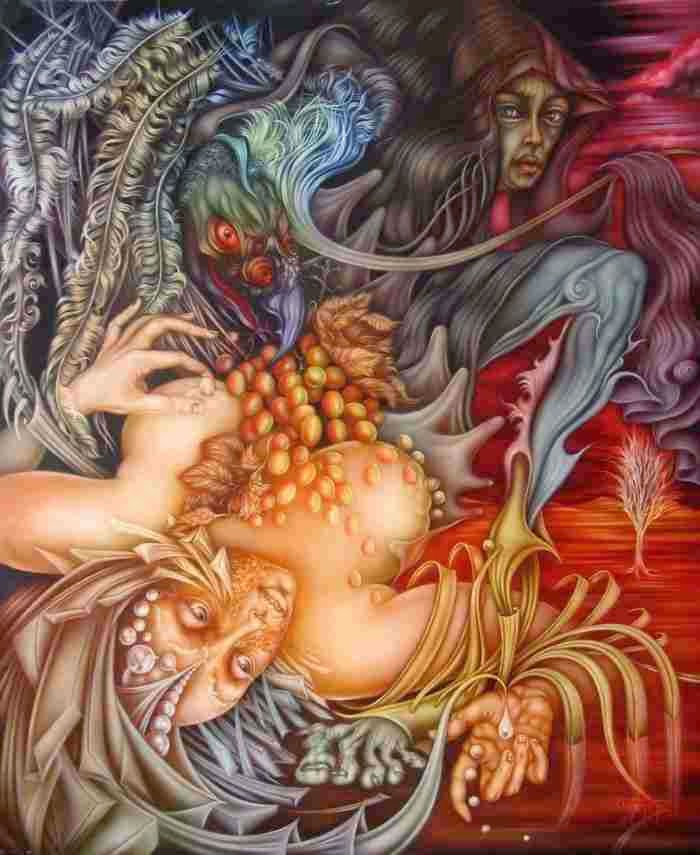 Мифы и легенды. Eli Tiunine