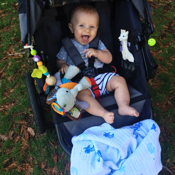 One dad's adventures in paternity leave