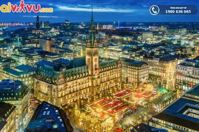Thành phố Hamburg