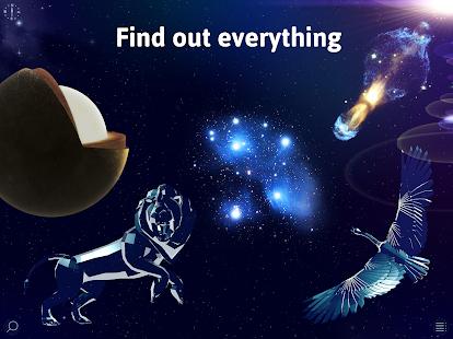 تحميل افضل تطبيق الواقع المعزز للاندرويد مجانا Star Walk 2