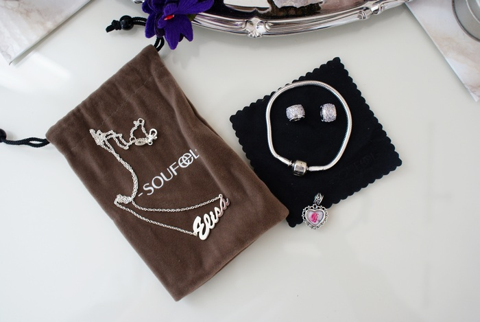 soufeel jewelry review blogger francinesplace