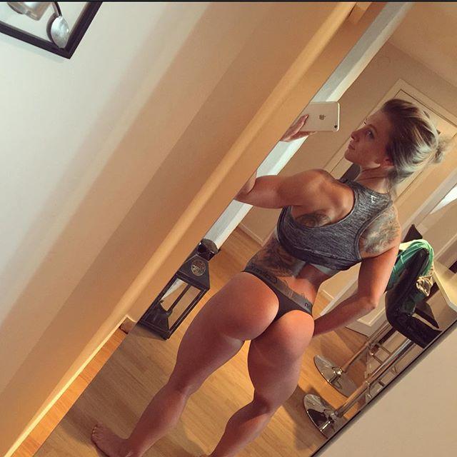 Fitness Motivation Caroline Aspenskog
