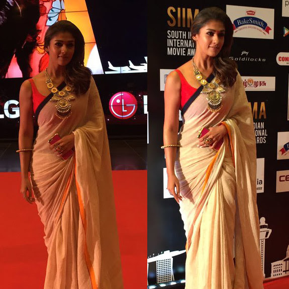 Nayanthara latest photos from SIIMA 2016