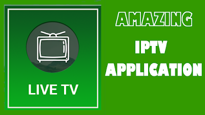 AMAZING IPTV APPLICATION WITH POPULAR CHANNELS