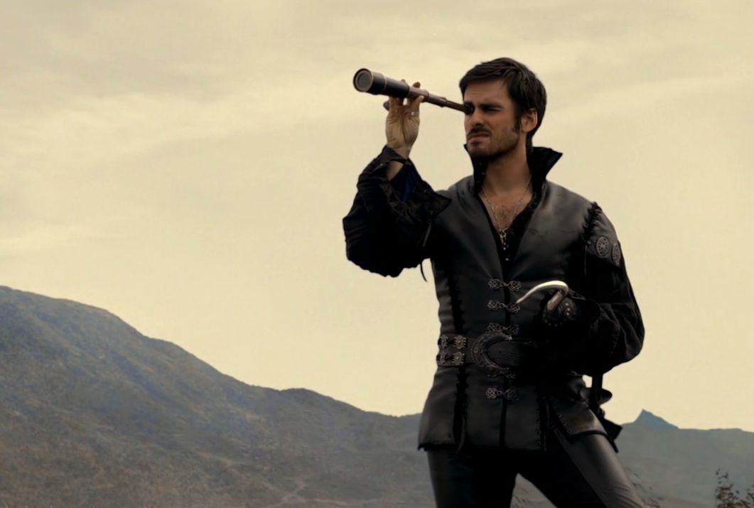 """ONCE UPON A TIME: """"Second Star to the Right"""" S2E21 (review"""