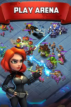Clash of Zombies II: The invasion of Atlantis Mod APK v1.1 Terbaru for Android Gratis