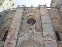 Portada catedral de Sigüenza