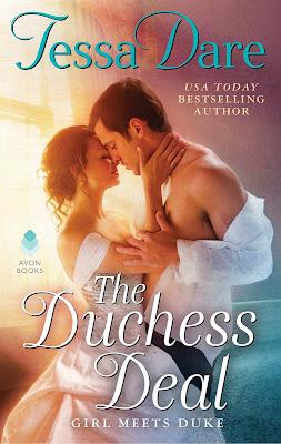 The Duchess Deal de Tessa Dare ― Reseña