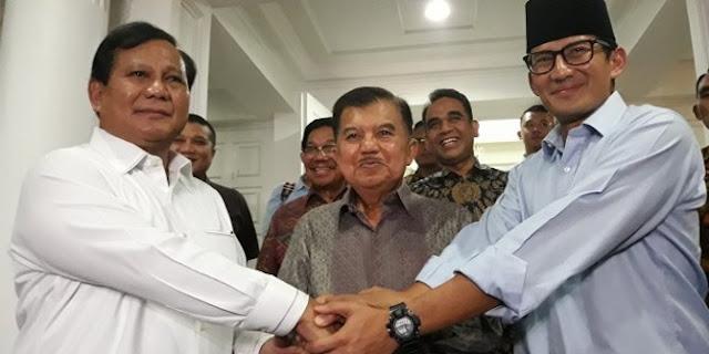 Sandi ungkap tujuan bertemu Jokowi: Mau pamit cium tangan ke bos-bos