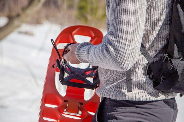 Schneeschuhwanderung Fimbulvetr Schneeschuhe Hikr Bayern wandern