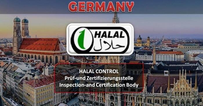 Logo Halal Jerman