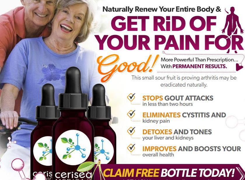 Cerisea Medica+ - Pain Reliever