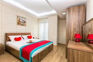 Antalya günlük kiralık daire