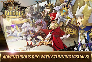 Seven Knights v4.1.00 Apk Mod Unlimited Rubies 2018
