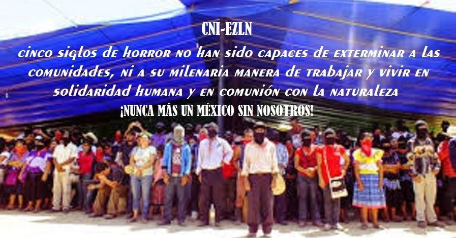Resultado de imagen para EZLN-CNI: mandar obedeciendo, dibujos