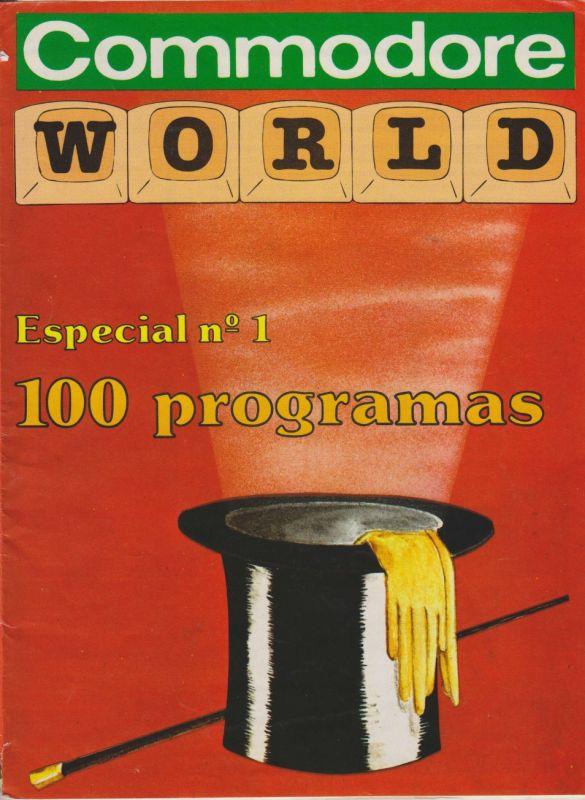 Commodore World - Especial 1 (E1)